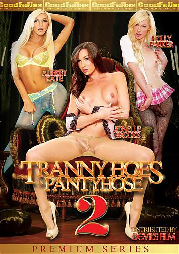 Tranny Hoes In Panty Hose #2