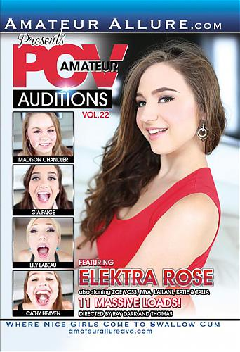 POV Amateur Auditions Vol. 22