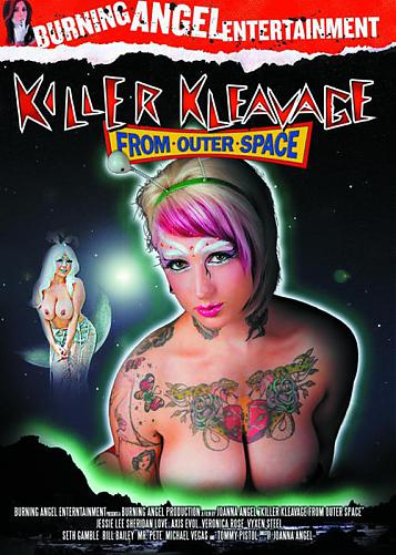Killer Kleavage From Outer Space