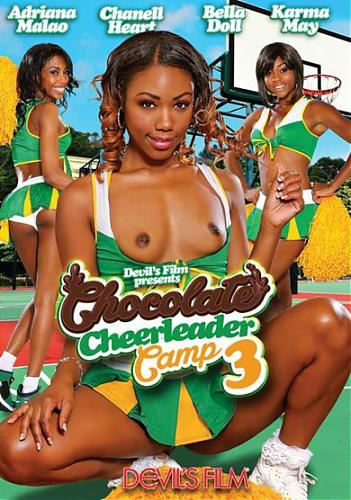 Chocolate Cheerleader Camp 3